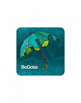 paraguas silueta