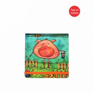 Agenda pequeña – Pig