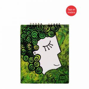 Libreta de bocetos – Eco hombre