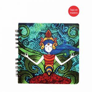 Cuaderno espiral – Hindú