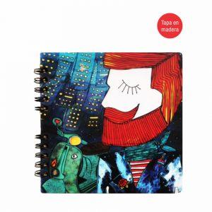 Cuaderno espiral – Hombre