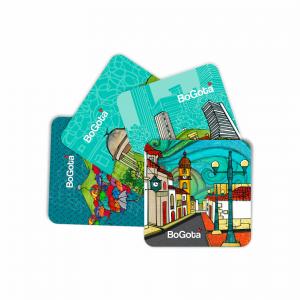 Portavasos – Bogotá