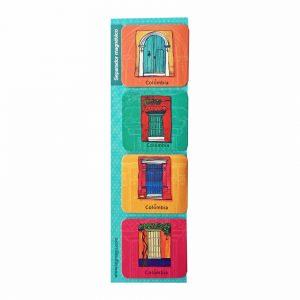 Separador de libros – Puertas y ventanas colombianas